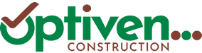 Optiven Construction Logo